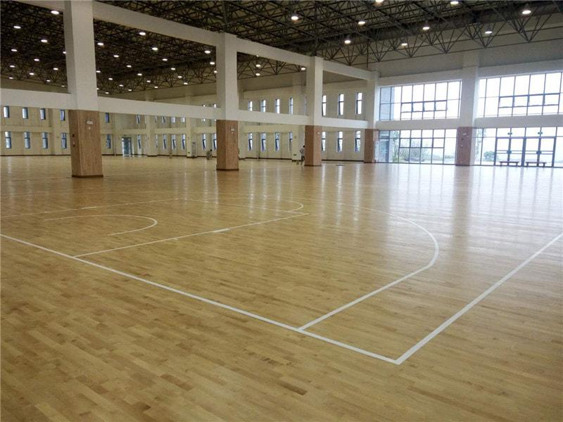 体育木地板哪家好 厂家体育木地板结构介绍