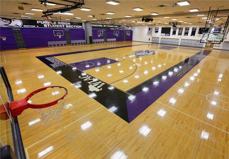 体育场馆木地板哪家性价比高