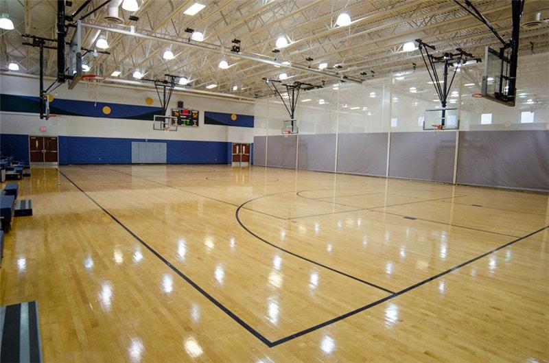 运动场馆地板多少钱一平方米