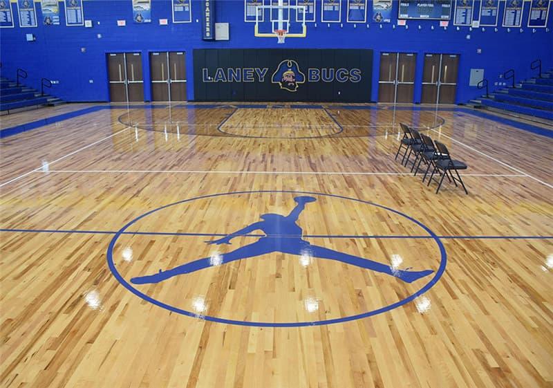 体育馆木地板价格