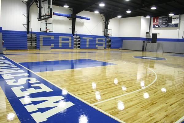 体育馆木地板哪里便宜