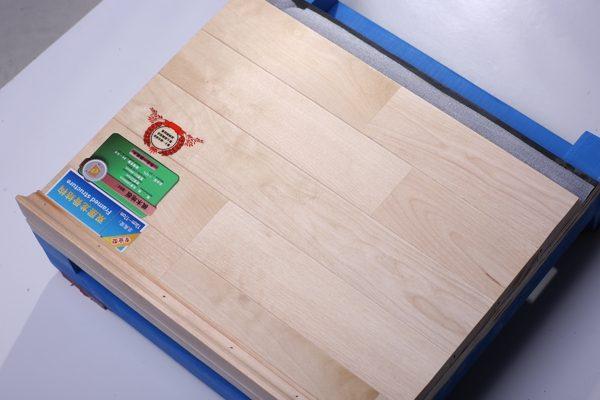 康平篮球木地板单价是多少