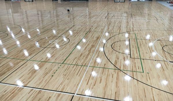 白银体育木地板安装工艺