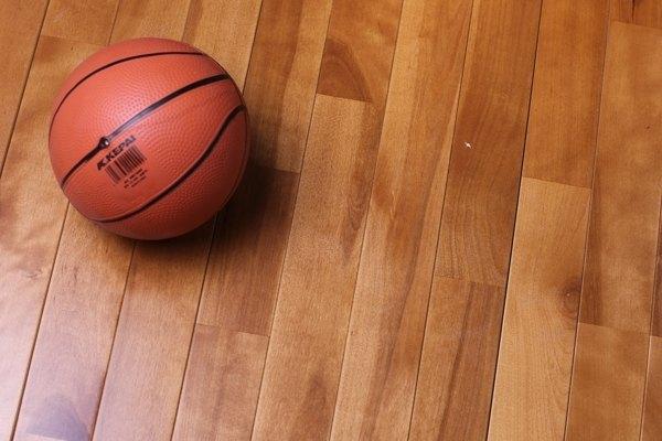 体育馆木地板安装费用