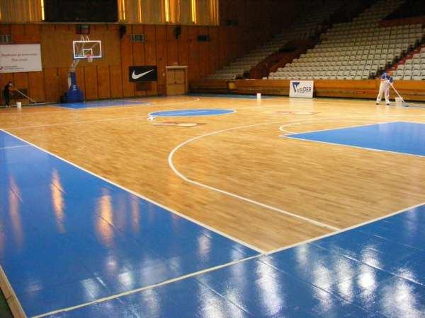 涿州室内乒乓球场地板尺寸规格